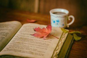 Gemütliches Kaffeetrinken