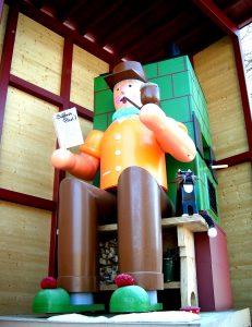 Ausflug nach Neudorf zum Räucherkerzl Huss oder ins Suppenmuseum